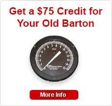 Get a $50. Credit for your Old Barton