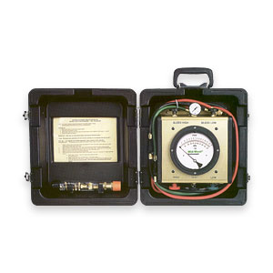Mid-West Model 830 - Backflow Preventer Test Kit (5 Valve)