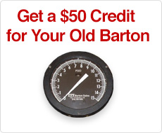 Get a $50 Credit for Your Old Barton